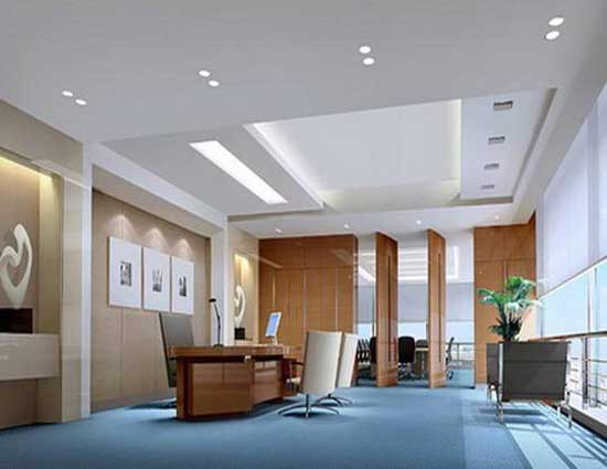 【重庆装饰公司】老板办公室装修风水手册图片